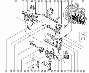 Parts Diagram Needed For Gear Linkage