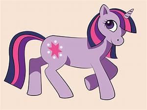 4 Ways To Draw My Little Ponies