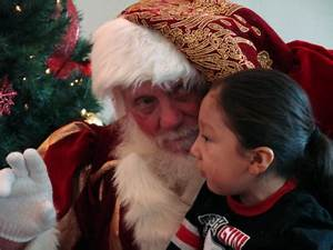 Holiday Gift Fair with Santa at the Gardens