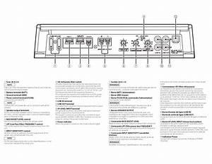 Wiring Diagram For Kenwood Kac 8105d