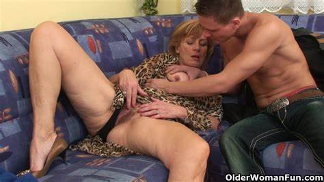 Mature Baby Banged Rigid Asshole Taking