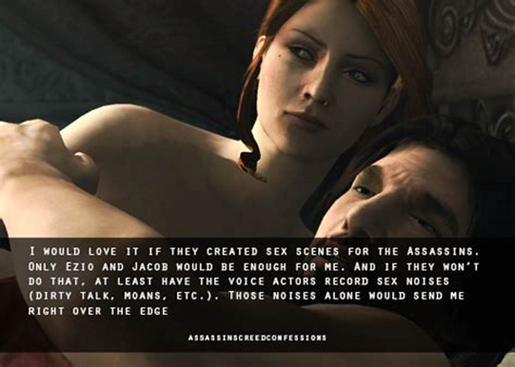#Assassin'S #Creed #Confessions