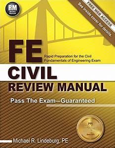 9781591264392  Fe Civil Review Manual