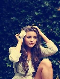 beautiful, cute, fashion, girl, hair - image #448476 on ...