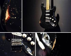David Gilmour U0026 39 S Black Strat Becomes Most Expensive Guitar Ever
