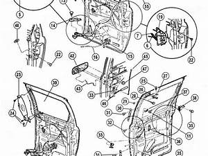34 Dodge Grand Caravan Parts Diagram