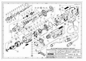 Hilti Core Drill Parts Diagram