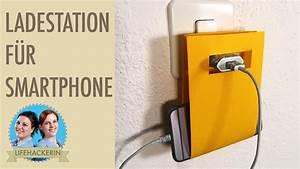Ladestation Für Handy : diy smartphone ladestation aus papier und tesafilm youtube ~ Watch28wear.com Haus und Dekorationen