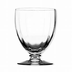 Verre à Eau à Pied : verre eau vintage lilium verre pied design bruno ~ Teatrodelosmanantiales.com Idées de Décoration