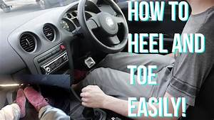 How To Heel And Toe Rev Match