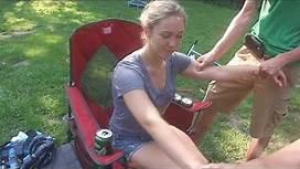 Best Spiritual Massage Teaching Russian Girl ASMR