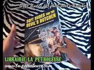 Livre / Book SOFT NUDES FOR THE DEVIL'S BUTCHER (Deicide Press)