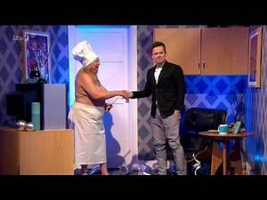 Celebrity Juice - Declan Donnelly MotorBoating