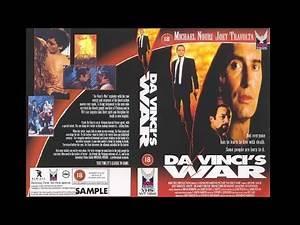 Da Vinci's War (1992) - Joey Travolta action-thriller