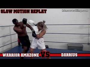 Mixed Boxing - Amazon Cracks Darrius Replay